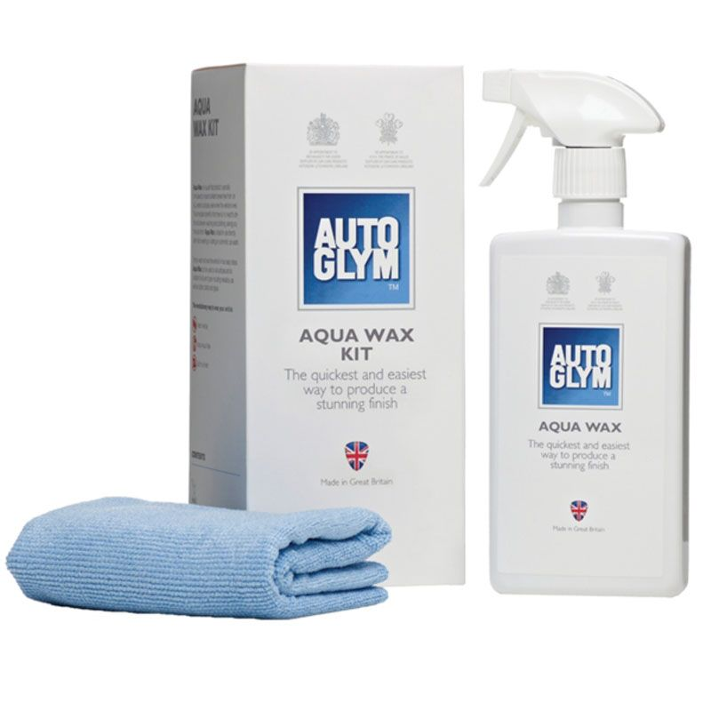 AUTOGLYM AQUA WAX KIT 500ML