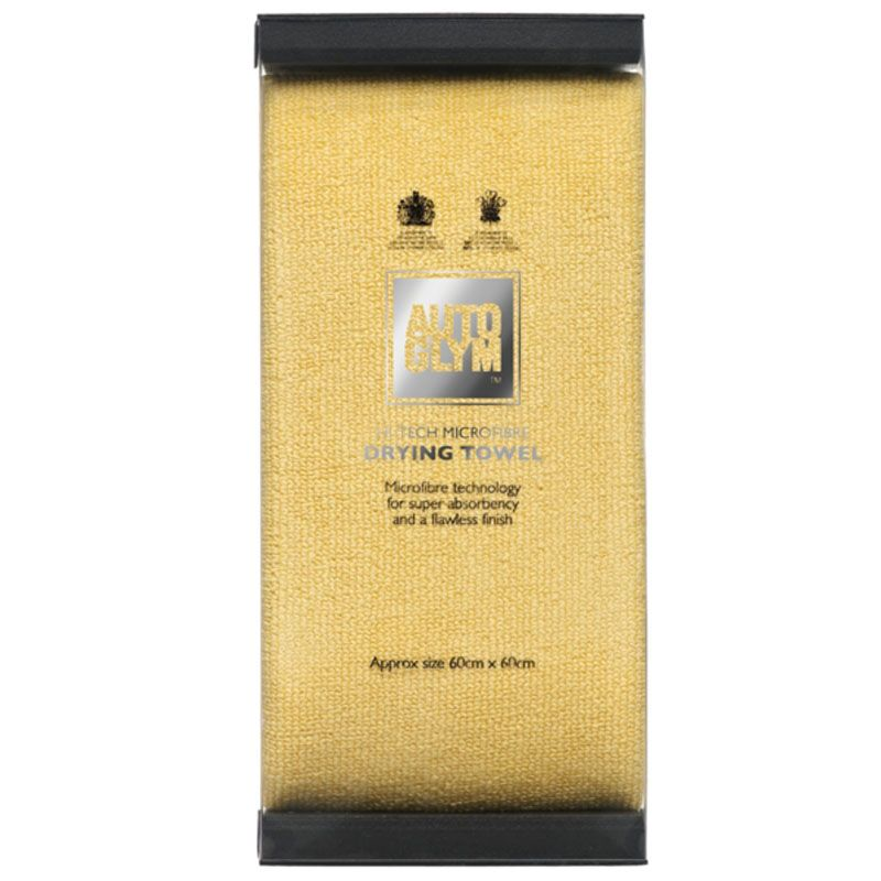 AUTOGLYM HI-TECH MICROFIBER DRYING TOWEL