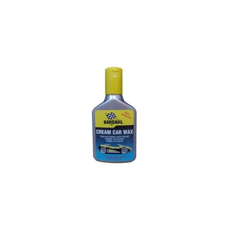 BARDAHL CREAM CAR WAX 300 ml
