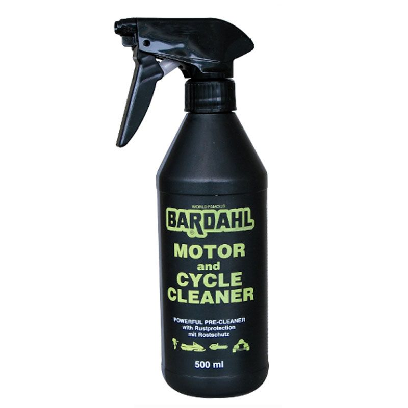 BARDAHL MOTOR & BIKE CLEANER 500ml