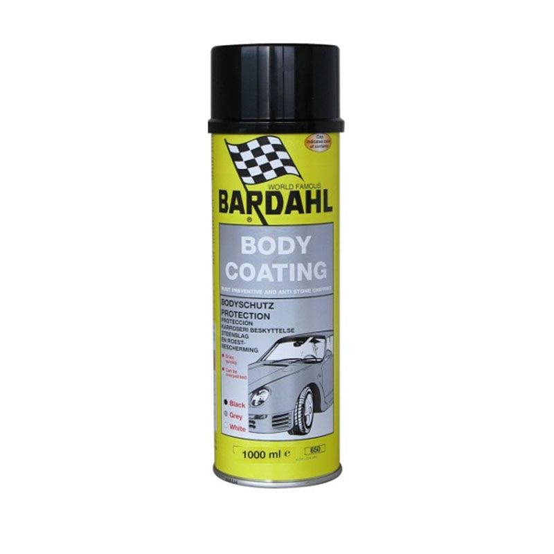 Bodycoating Sort 1000ML