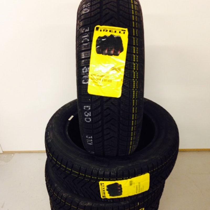 4 Stk. Pirelli 205/55 R16 W190