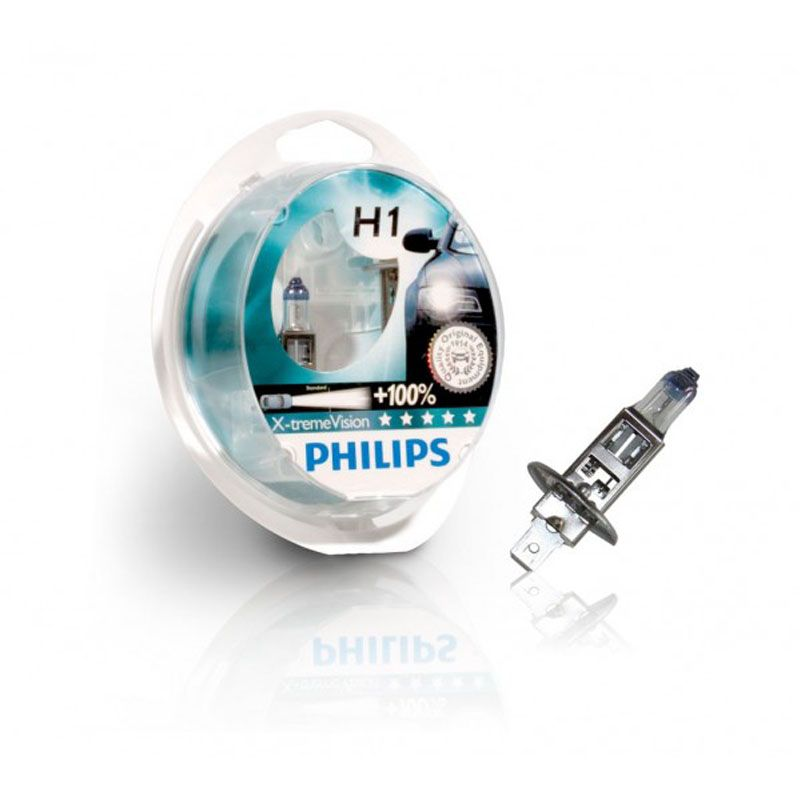 PHILLIPS H1 X-TREMEVISION +100%