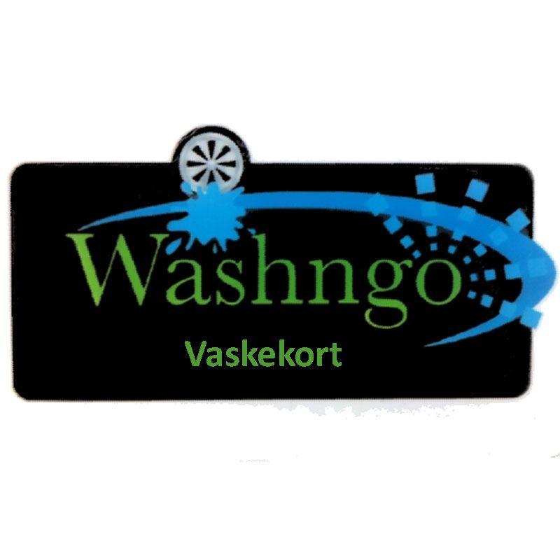 VIP VASKEKORT - VÆRDI 3000.-KR.