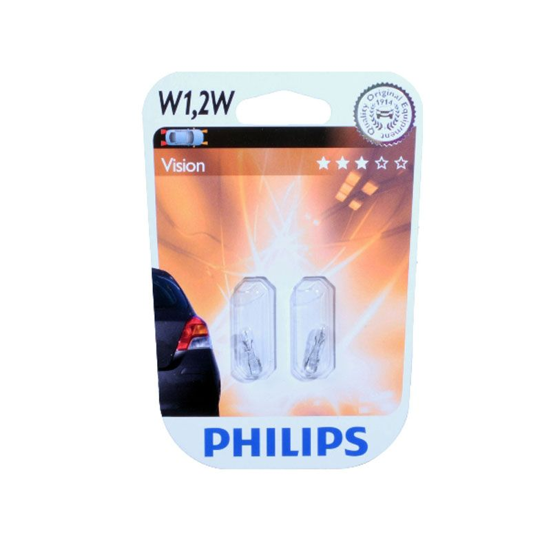 PHILLIPS VISION W1,2W