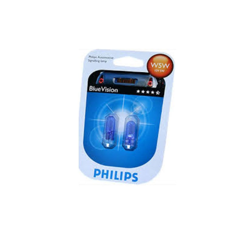 PHILLIPS VISION W5W