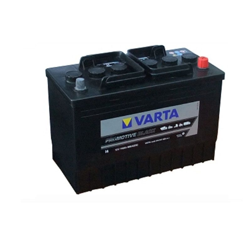 Varta Promotive Black 110 A I4