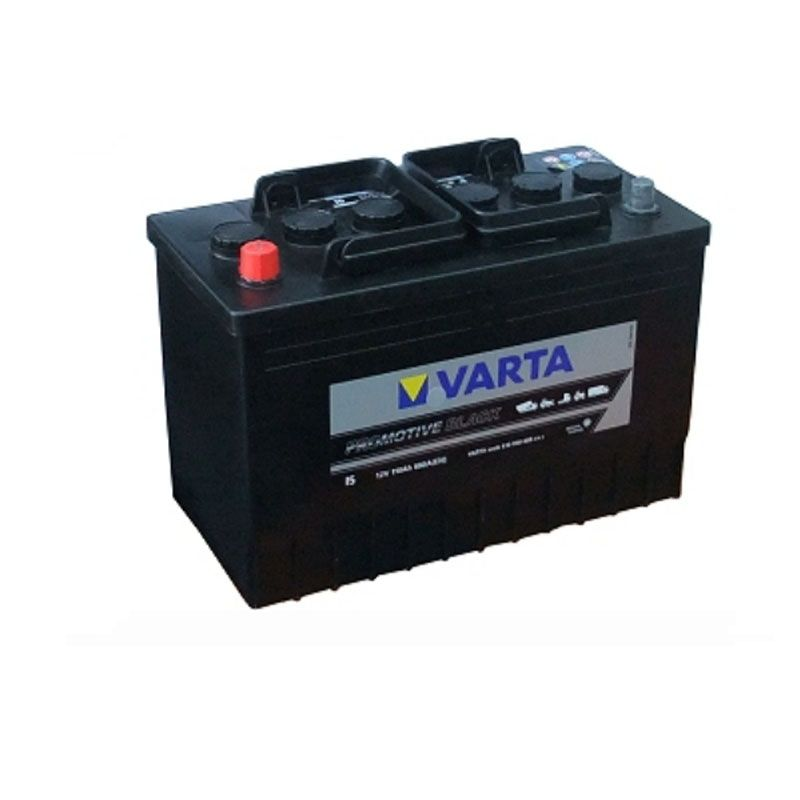 Varta Promotive Black 110 A I5