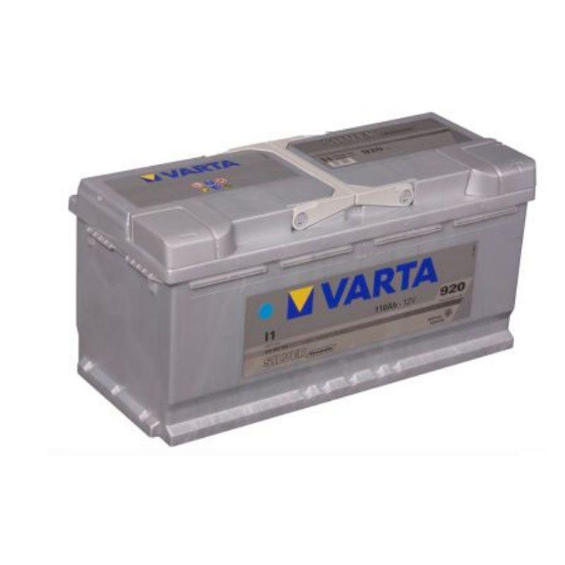 Varta Silver Dynamic 12 Volt 110 AH I1