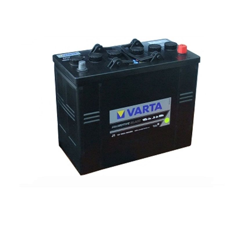 Varta Promotive Black 125 A J1
