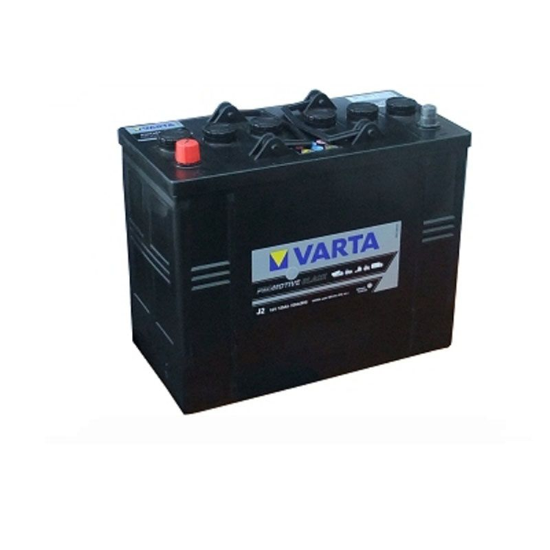 Varta Promotive Black 125 A J2