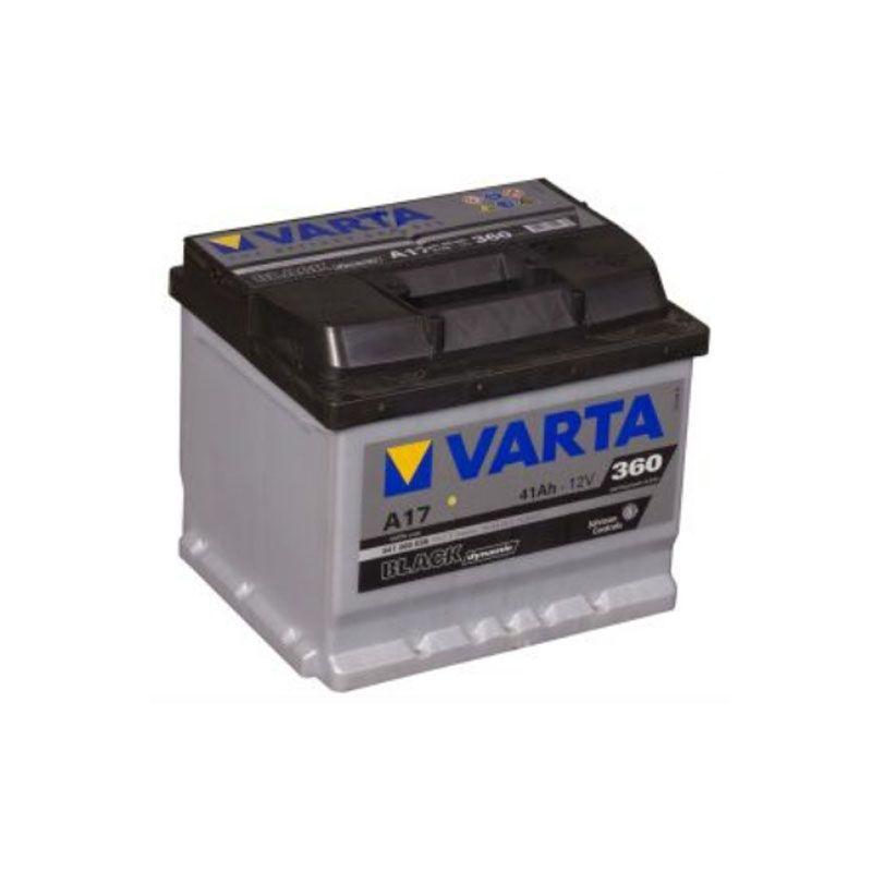 Varta Black Dynamic 12 Volt 41 Ah A17