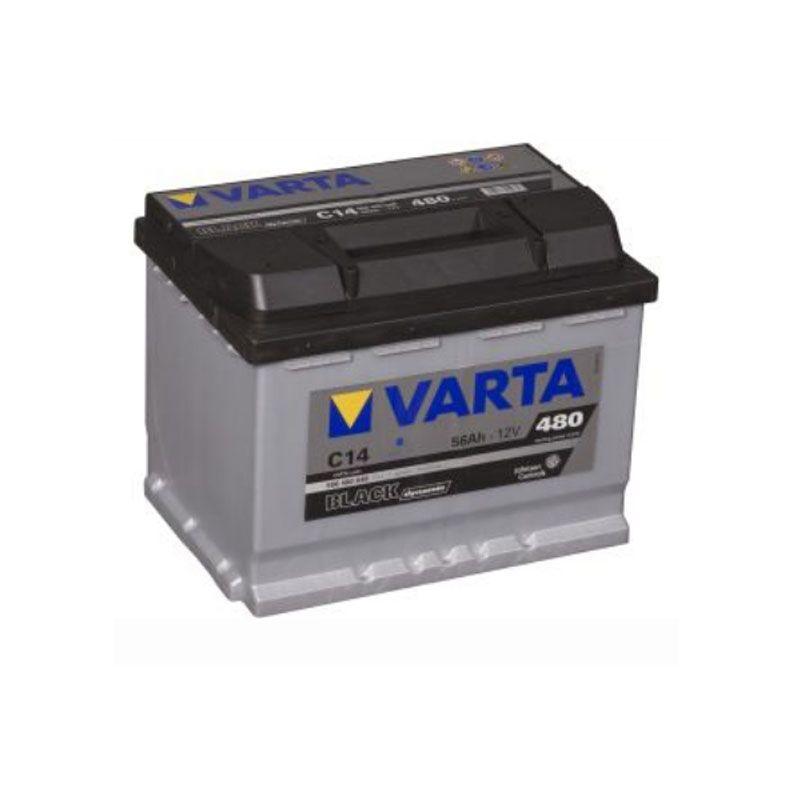 Varta Black Dynamic 12 Volt 56 Ah C14