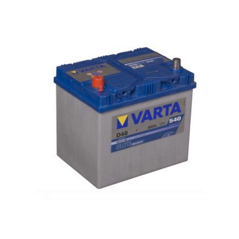 Varta Blue Dynamic 12 Volt 60 AH D48