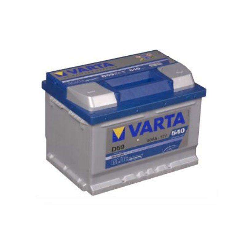 Varta Blue Dynamic 12 Volt 60 AH D59
