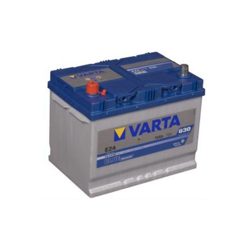 Varta Blue Dynamic 12 Volt 70 AH E24