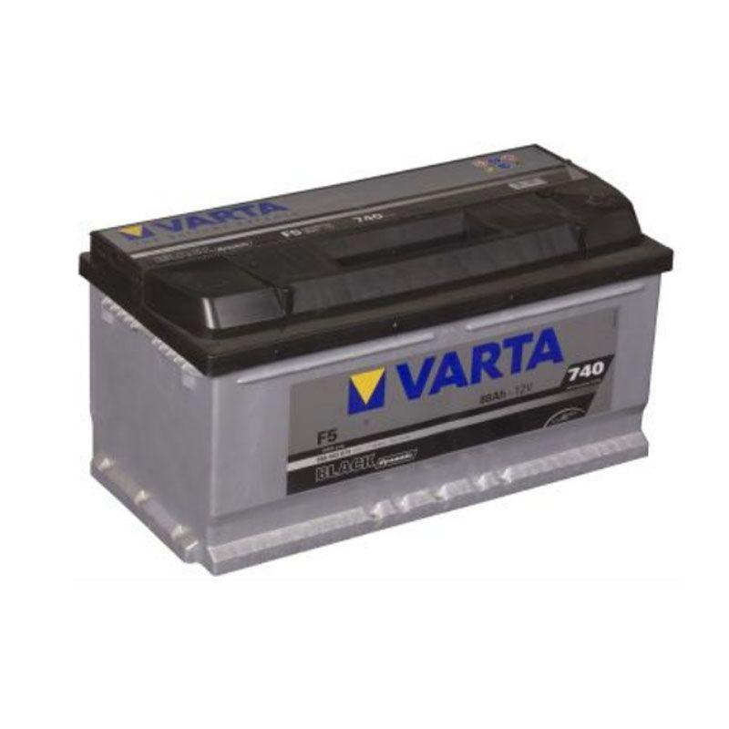 Varta Black Dynamic 12 Volt 88 Ah F5