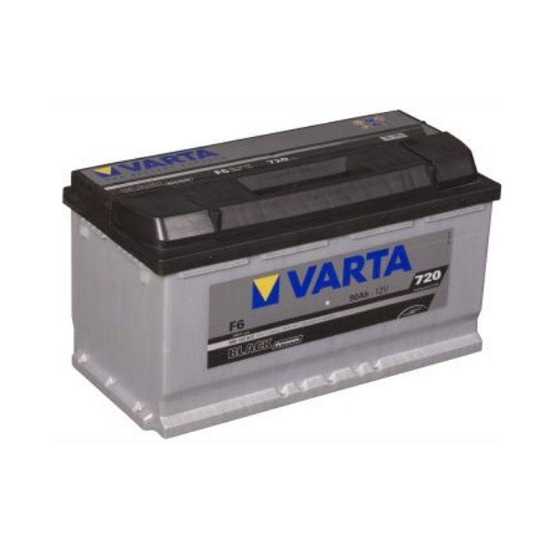 Varta Black Dynamic 12 Volt 90 Ah F6