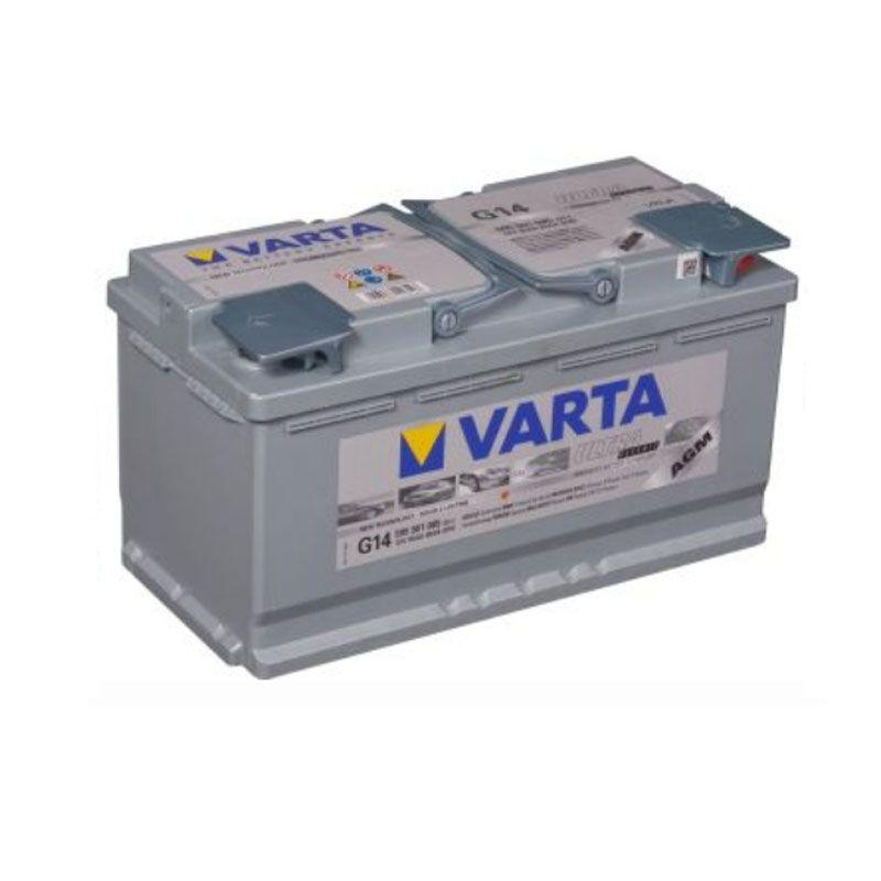 Varta Start-Stop AGM 12 Volt 95 AH G14